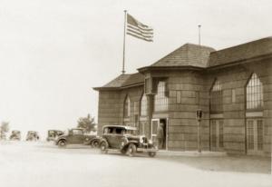 Naniboujou Exterior 1920's